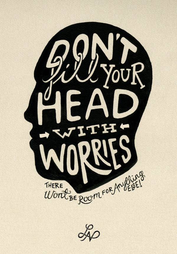 dontfillyourheadwithworries
